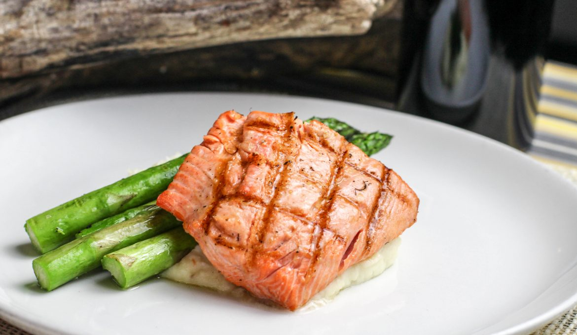 Petite Simple King Salmon