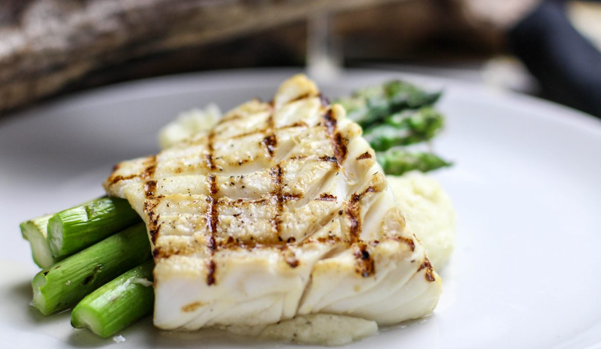 Petite Simple Halibut