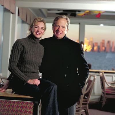 Salty's, Gerald Robert Kingen and wife Kathy Kingen