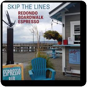 Redondo Beach Boardwalk Espresso