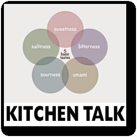 Kitchen Talk Blog