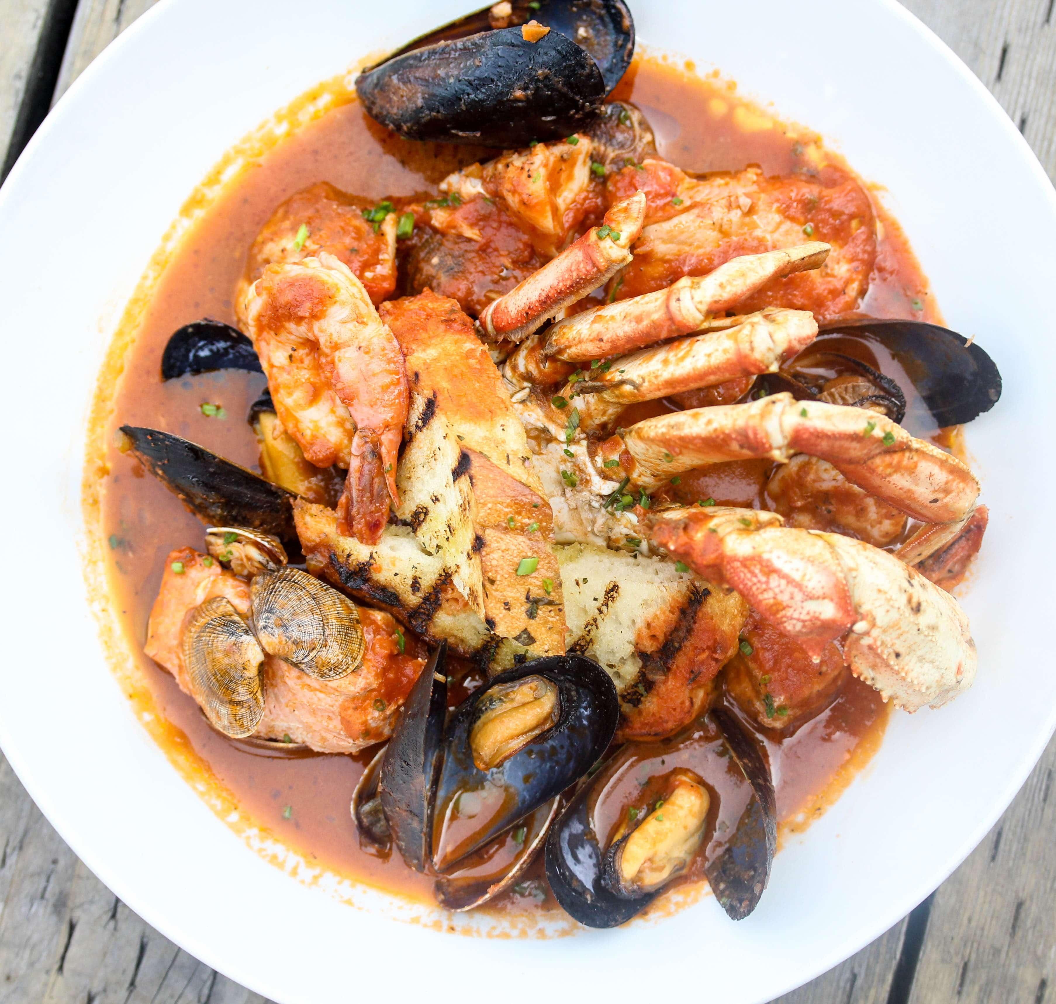 Seafood Cioppino Saltys Com