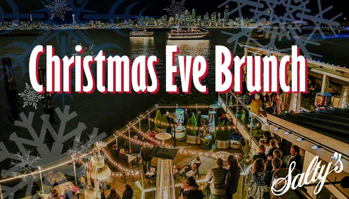 Seattle Christmas Events 2019.Christmas At Salty S Waterfront Seafood Grills Saltys Com