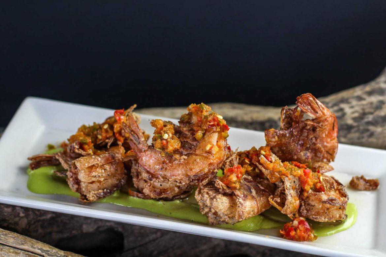 Crispy Szechuan Pepper Shrimp