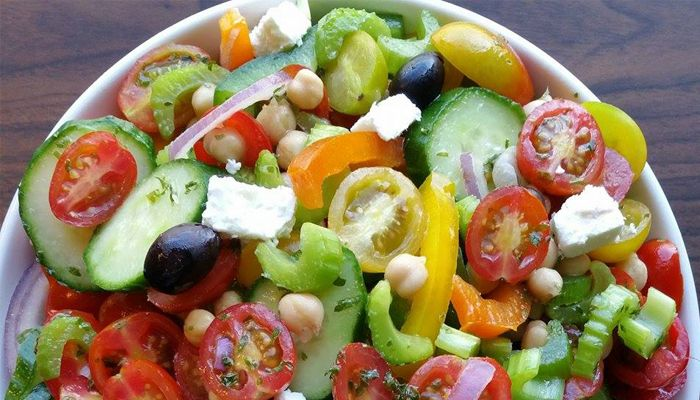 Go Greek/Go Healthy