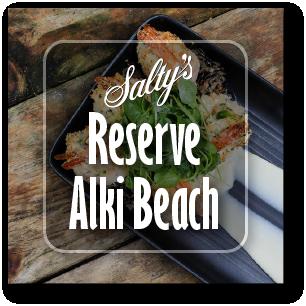 Reserve Salty's on Alki Beach