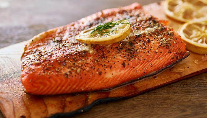 Plank You Salmon