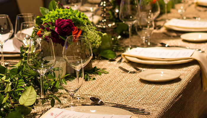 Creating a Memorable Event