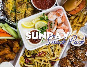 Sunday Snack Pack