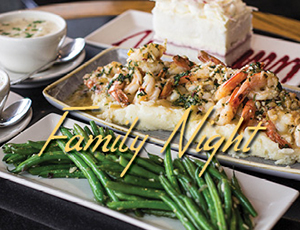 Family Night Tuesday