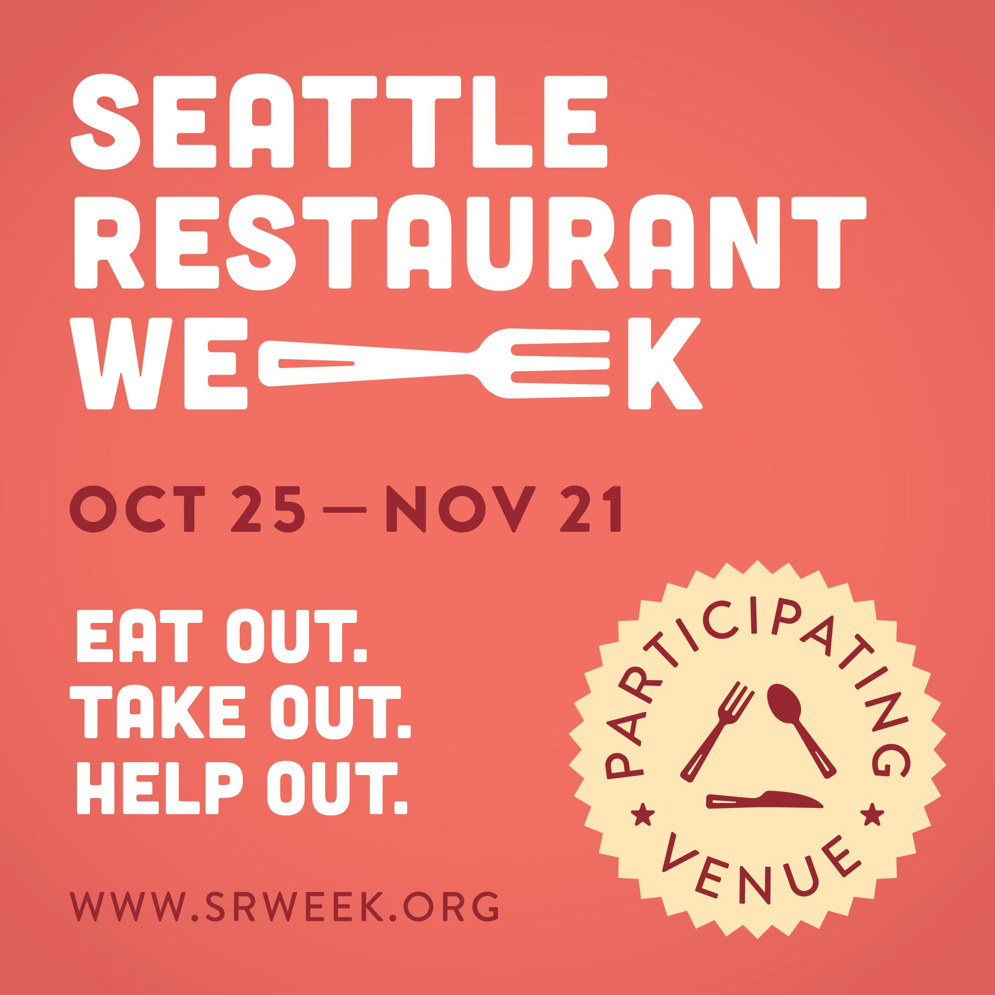 Seattle Restaurant Week 2020
