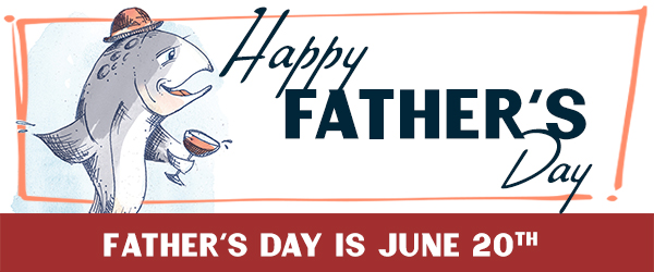 Father's Day June 20th
